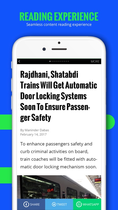 Indiatimes - Trending and Latest News App Screenshot