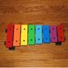 iXylophone - 各个年龄的孩子参与 Xylophone