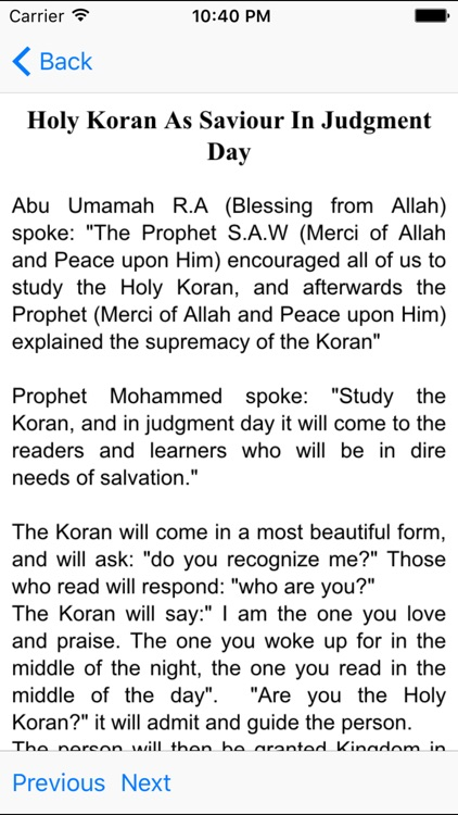 Muslim Book Pack - English Indonesia screenshot-3