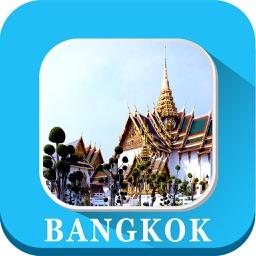 Bangkok Thailand - Offline Map Navigator