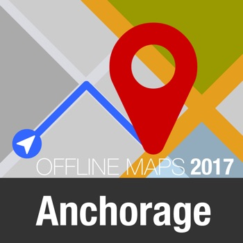 Anchorage Offline Map and Travel Trip Guide