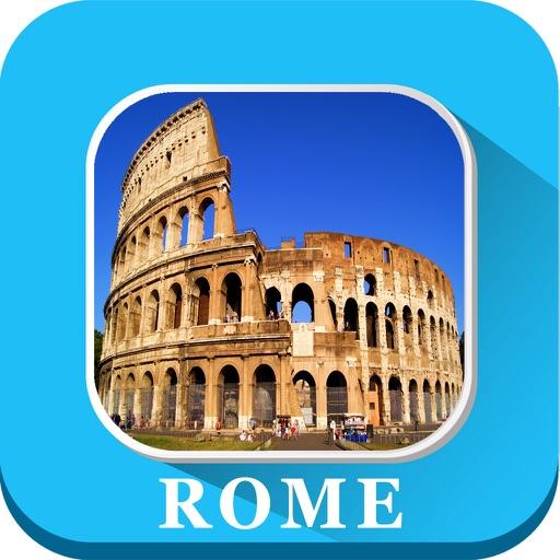 Rome Italy - Offline Maps Navigator