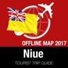 紐埃 旅游指南+离线地图