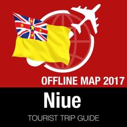 Niue Tourist Guide + Offline Map