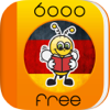 6000 Words - Learn German Language for Free