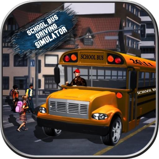 Crazy School Bus Driver 2017