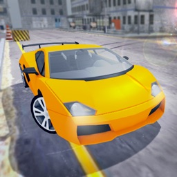 Stunt Car Drive Simulator 3D