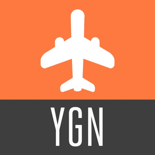 Yangon Travel Guide with Offline City Street Map