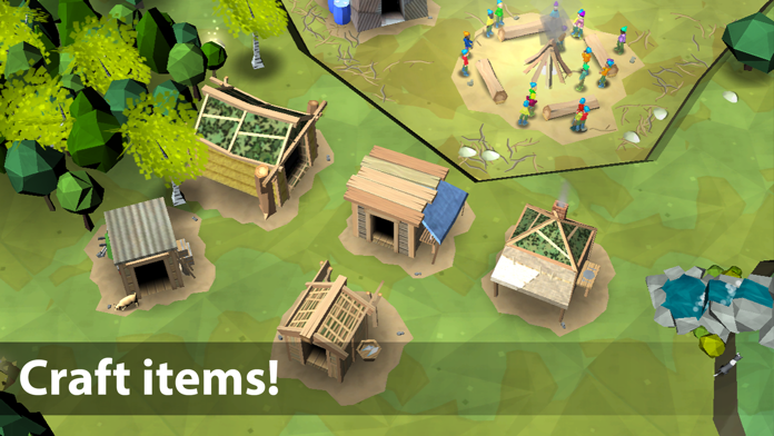 Eden: The Game - Build Your Village! Screenshot