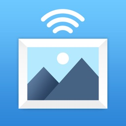 SendFrame Lite - WiFi Photo Frame Slideshow
