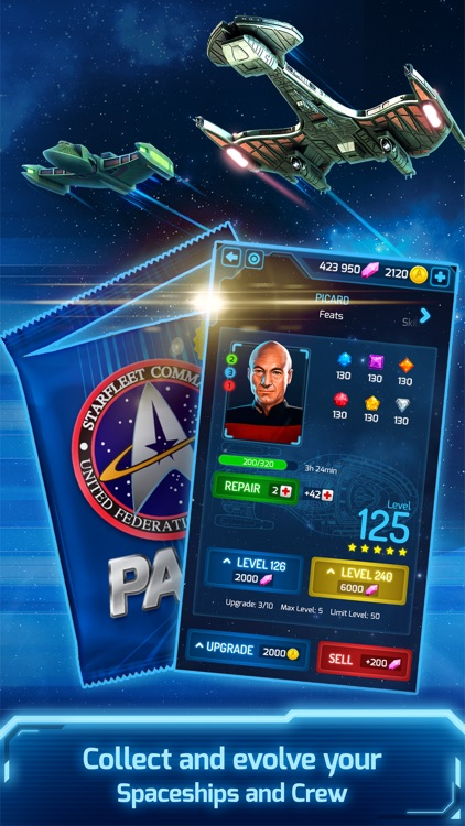 Star Trek ® - Wrath of Gems screenshot-0