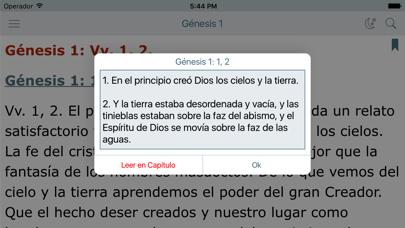 Estudios Bíblicos Cristianos: Comentario y Biblia screenshot three