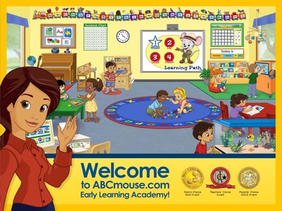 ABCmouse.com iPad