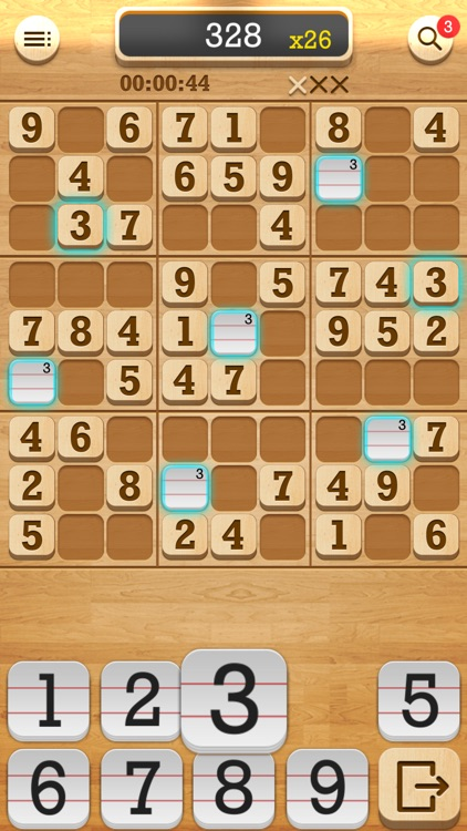 Sudoku Cafe screenshot-1
