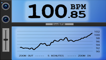 liveBPM - Beat Detectorのおすすめ画像3