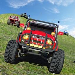 Monster Truck Racing Rivals Fight