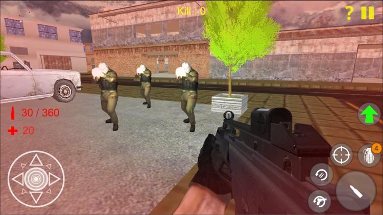 Shooting Strike Mobile Game screenshot-4