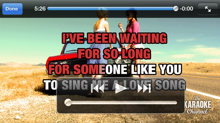 The Singing Machine Mobile Karaoke App app image