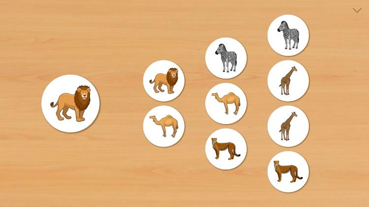 Animal Card Matching screenshot-3