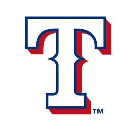 Texas Rangers 2017 MLB Sticker Pack