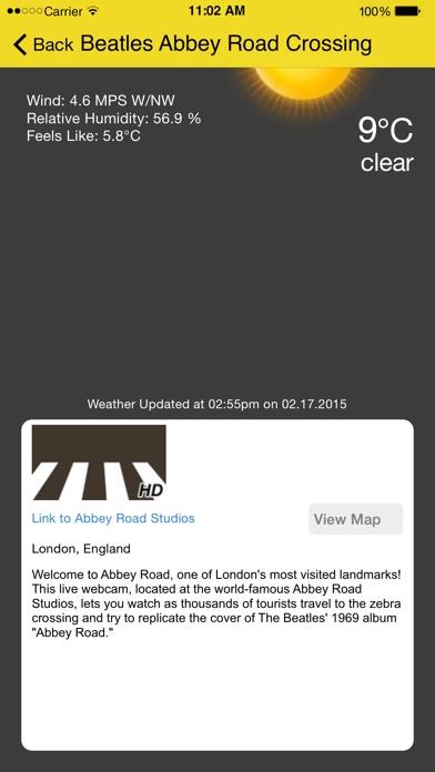 Abbey Road Studios Cam iPhone