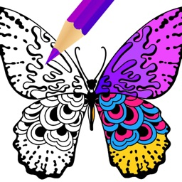 Color Therapy Free Adult Coloring Book for Adults