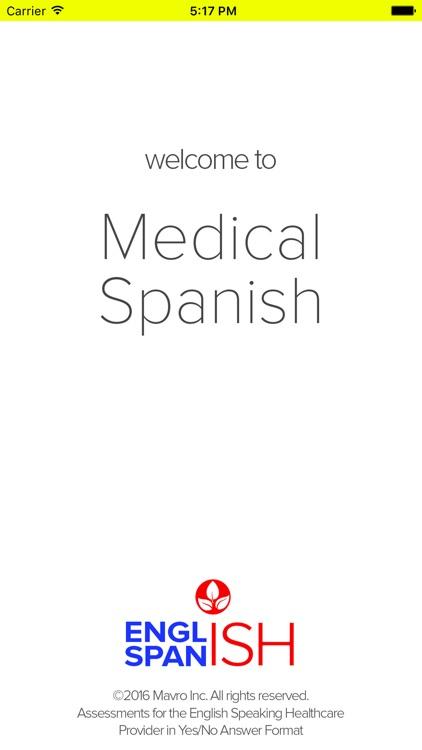 AUDIO- Medical Spanish