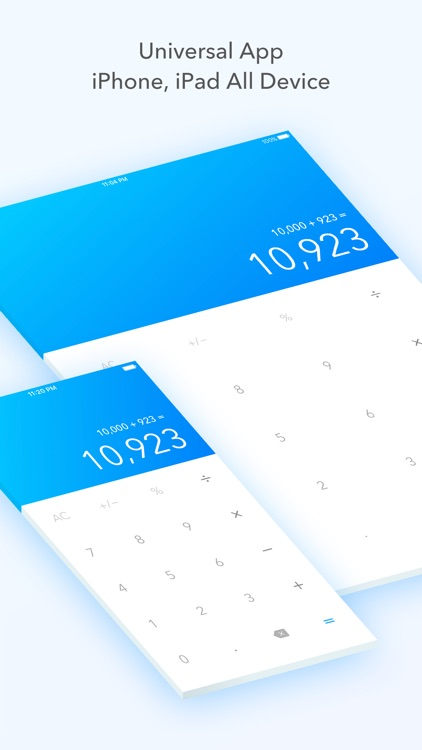 Basic Calculator Pro screenshot-3