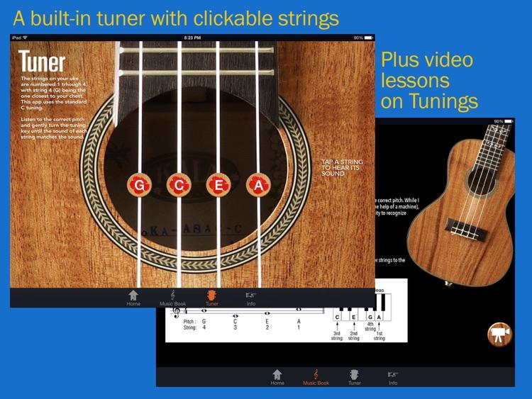 Hal Leonard Ukulele Method screenshot-4