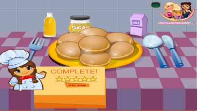 Restaurant games - kids games and baby games screenshot four