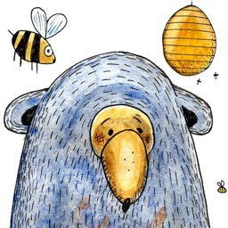 Bear & Bee! Stickers