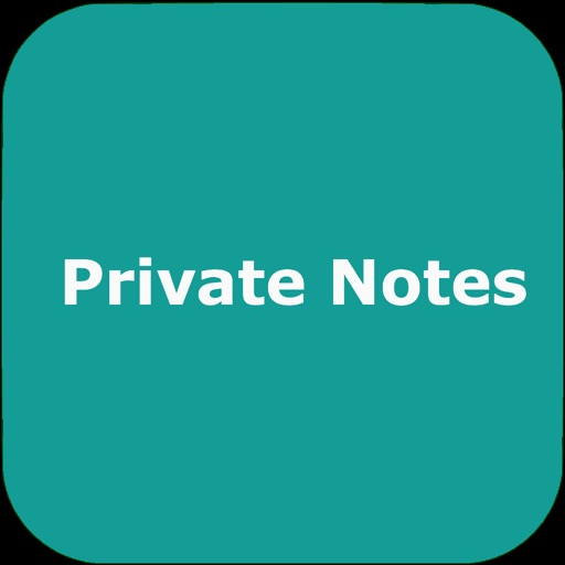 Private Notes Storage