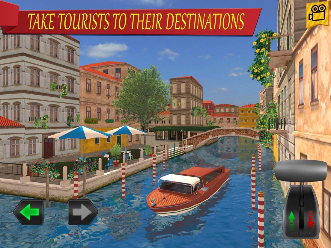 Venice Boats Water Taxi App Voor Iphone Ipad En Ipod