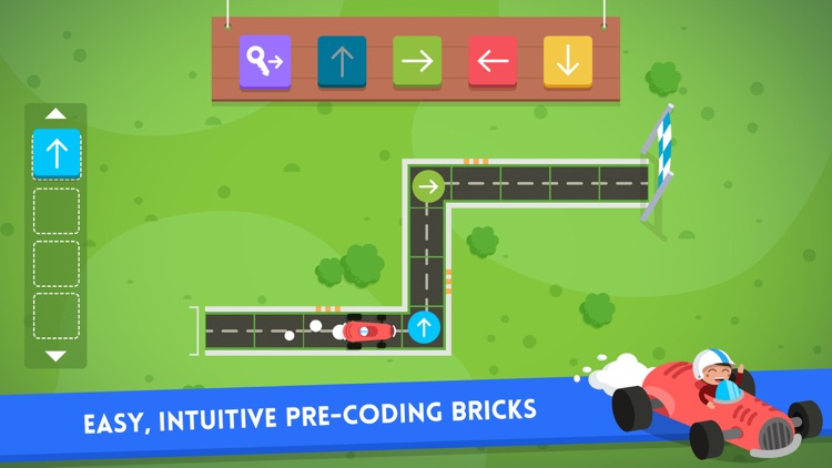 Code Karts - Pre-coding in preschool screenshot-0