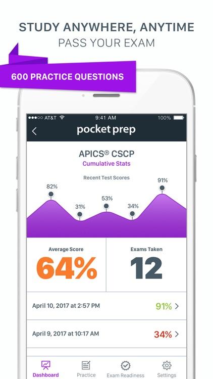 CSCP Pocket Prep