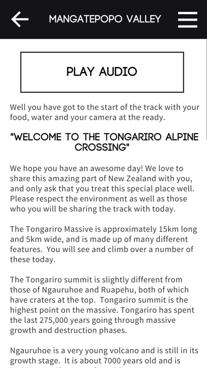 Tongariro Alpine Crossing screenshot-2