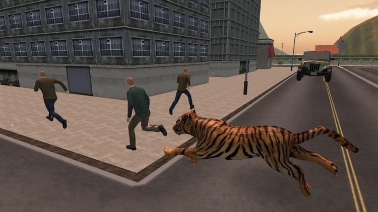 Ultimate Tiger Rampage