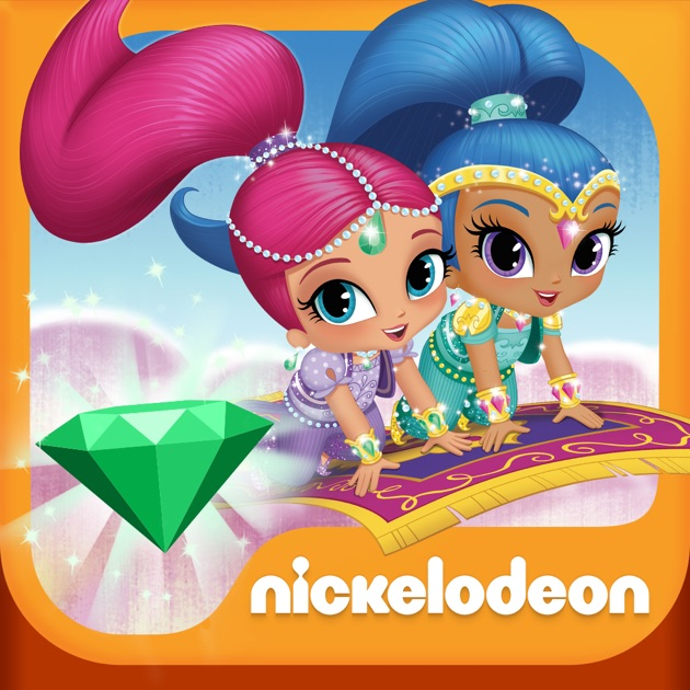 Shimmer and Shine - S 6 apr | Nickelodeon EURO | TV