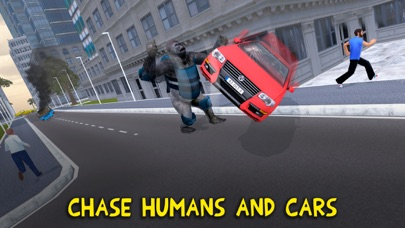 Gorilla Rampage Attack: Destroy City Full screenshot four
