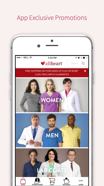 a2c1f060018 allheart: shop scrubs & more by Scrubs AC, Inc.