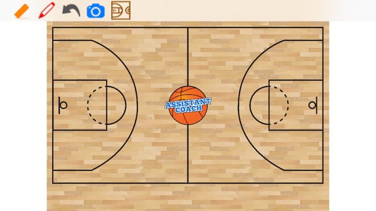 Basketball Assistant Coach - Clipboard and Tools screenshot-4
