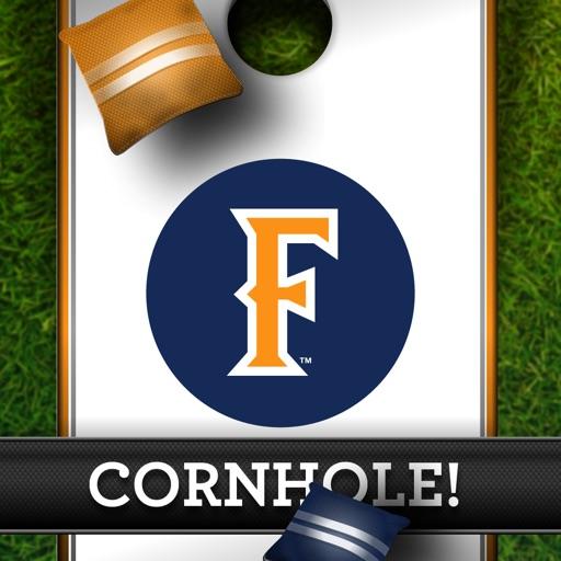 Cal State Fullerton Titans Cornhole