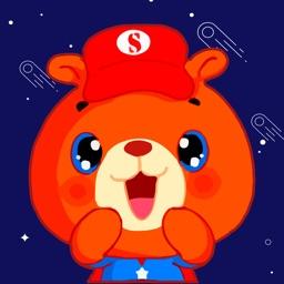 Super Bear Animated