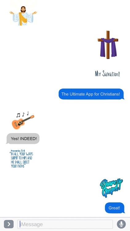 ChristianMoji - Christianity Emojis & Stickers screenshot-3