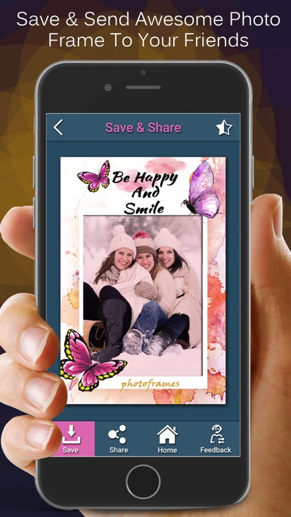 Photo Frames : A Collage Maker And Scrapbook screenshot-3
