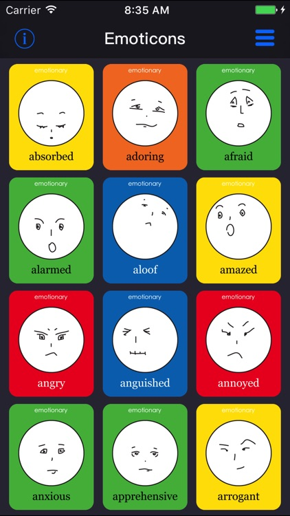 emotionary + by Funny Feelings ® screenshot-3