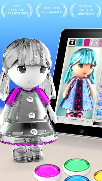 ColorMinis Kids screenshot-0
