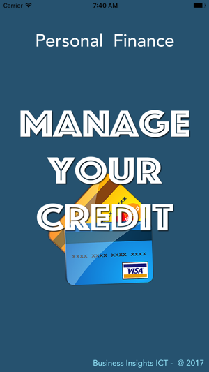 Manage credit card debt on the app store screenshots reheart Image collections