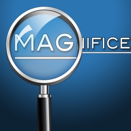 Magnificent-Magnifying Glass and Flashlight