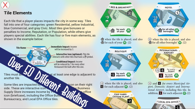 SUBURBIA City Building Board Game screenshot-4